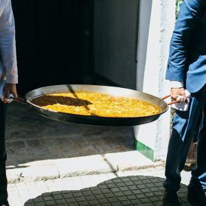 Paella competition