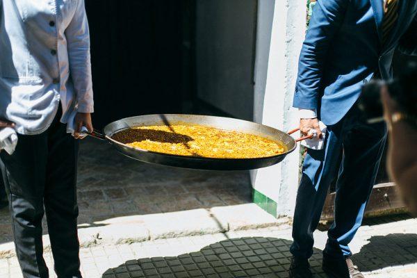 Paella competition
